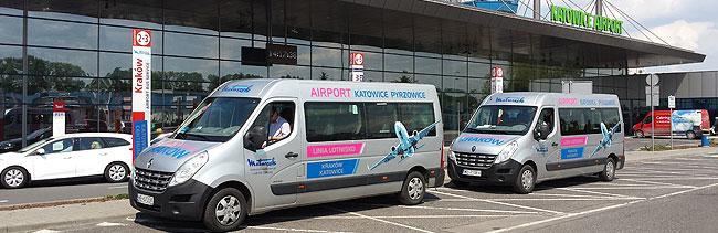 Katowice airport - Krakow (10:20)