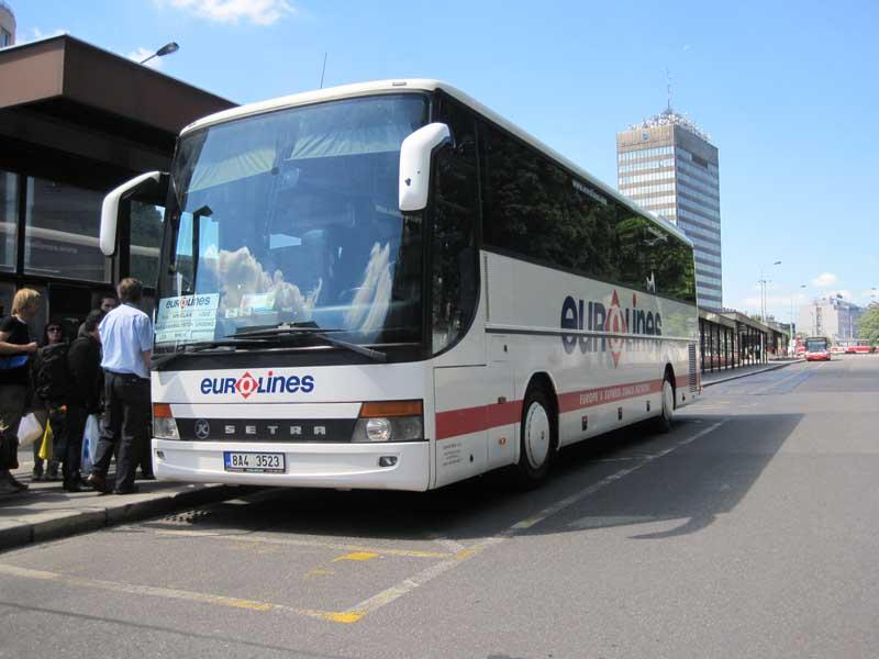 B1550 Minsk - Praha