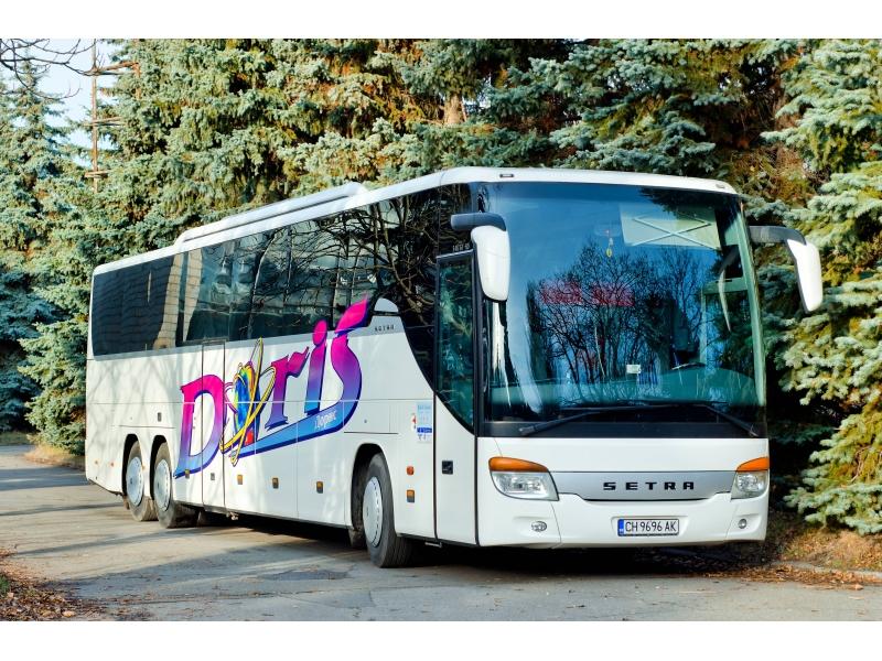 916 Sozopol - Ivano-Frankivsk - Lviv