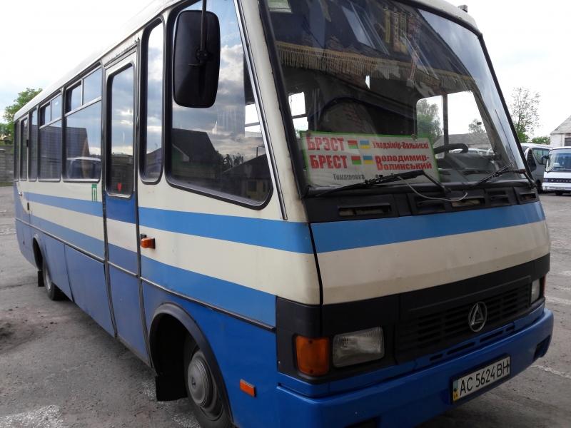 Volodymyr-Volynskyi - Brest