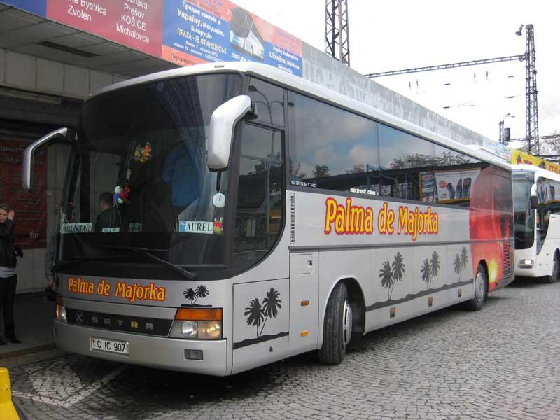 374 Кишинев - Прага