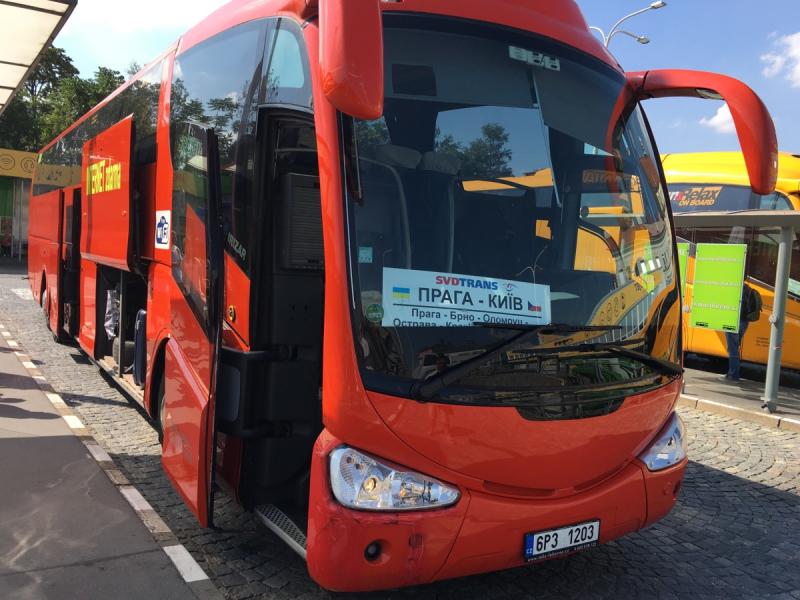 368 Plzen - Praha - Kiev