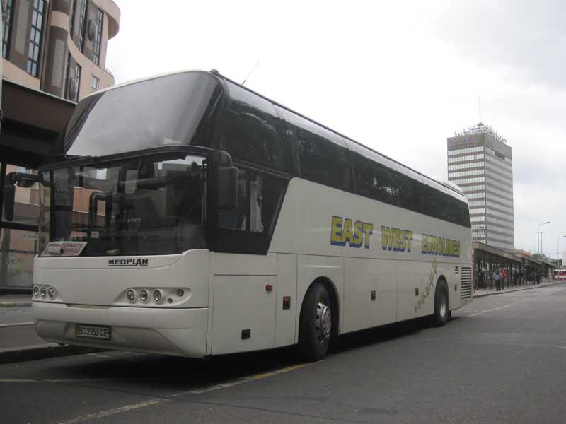 436 Прага - Львов