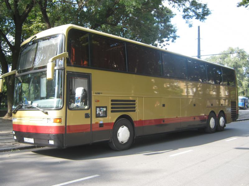 00345 Kherson - Wroclaw - Praha