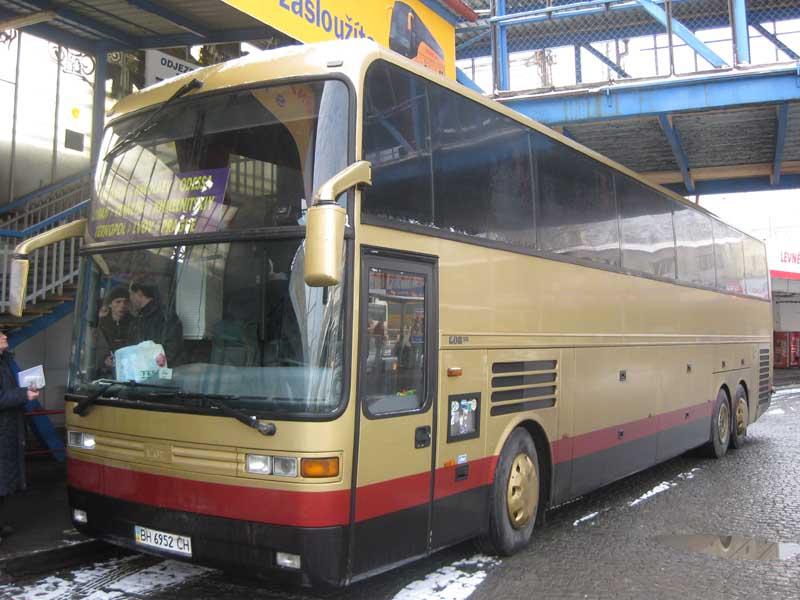 00345 Херсон - Вроцлав - Прага