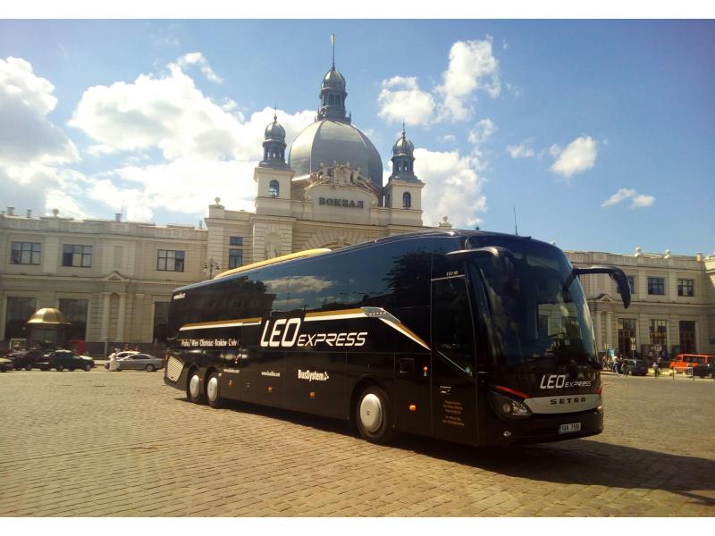 LEB9167 Parndorf - Bohumin -  Lvov