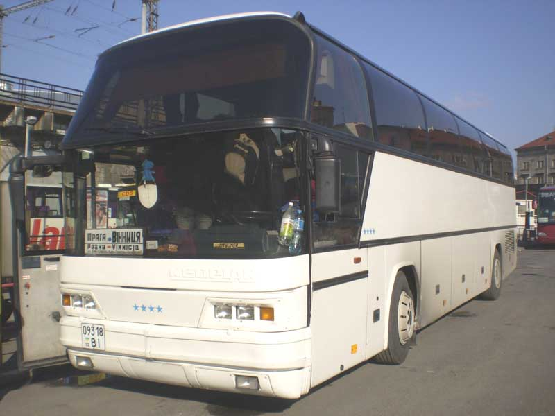 442 Praha-Vinnytsia