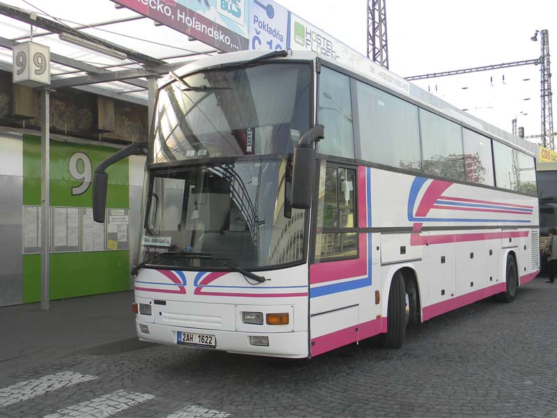 343 Iv.Frankivsk - Praha (1,6,7)