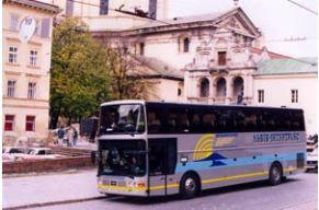 Kiev - Zielona Gora bus 1