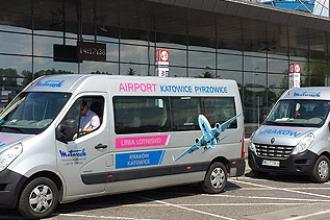 Krakow - Katowice airport (15:00) (summer)