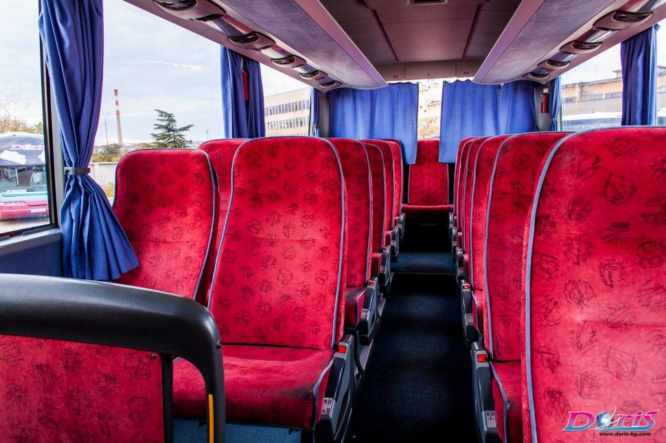 Автобус одесса варна